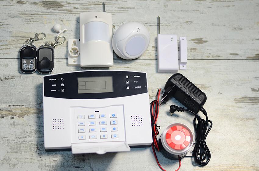 מתוחכם מערכות אזעקה אלחוטיות - פתרונות אבטחה לבית ולעסק SW-15